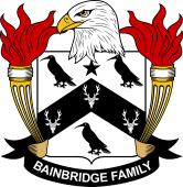 American Coat of Arms for Bainbridge