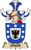 Republic of Austria Coat of Arms for Sparr