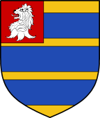 Coat of Arms from France for Cox