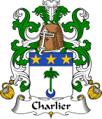Coat of Arms from France for Charlier