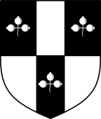 Coat of Arms from France for Simonds or Simon