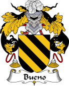 Spanish Coat of Arms for Bueno II