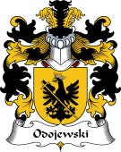 Polish Coat of Arms for Odojewski