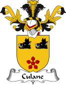 Coat of Arms from Scotland for Culane