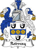 English Coat of Arms for Rodway