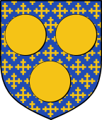 Coat of Arms from France for Coffin