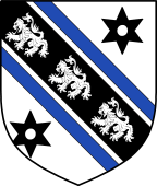 Coat of Arms from France for Brown