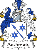 Irish Coat of Arms for Auchmuty