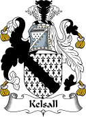 English Coat of Arms for Kelsall