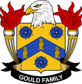 American Coat of Arms for Gould