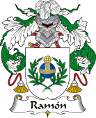 Spanish Coat of Arms for Ramón