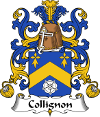 Coat of Arms from France for Collignon