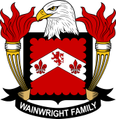American Coat of Arms for Wainwright