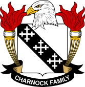 American Coat of Arms for Charnock