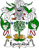 Spanish Coat of Arms for Eguizábal