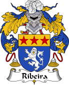 Portuguese Coat of Arms for Ribeira