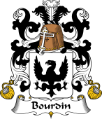 Coat of Arms from France for Bourdin