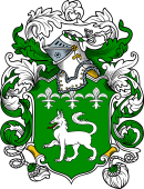 English or Welsh Coat of Arms for Wolfe