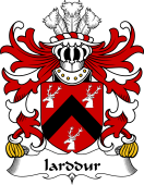 Welsh Coat of Arms for Iarddur (AP CYNDDELW)