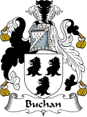 Scottish Coat of Arms for Buchan