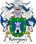 Spanish Coat of Arms for Rodríguez II