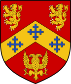 Coat of Arms from France for Butterworth