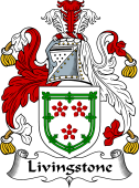 Scottish Coat of Arms for Livingstone