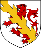 Coat of Arms from France for Steward