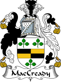 Irish Coat of Arms for MacCready