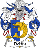 Spanish Coat of Arms for Delfín