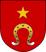 Dutch Coat of Arms shield for Arends