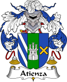 Spanish Coat of Arms for Atienza