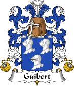 Coat of Arms from France for Guibert