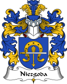 Polish Coat of Arms for Niezgoda