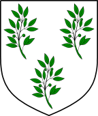 Coat of Arms from France for Swanson