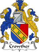 Scottish Coat of Arms for Crowther