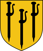 Coat of Arms from France for Pilgrim