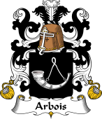 Coat of Arms from France for Arbois