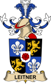 Republic of Austria Coat of Arms for Leitner