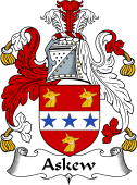 English Coat of Arms for Askew