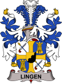 Swedish Coat of Arms for Lingen