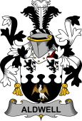 Irish Coat of Arms for Aldwell