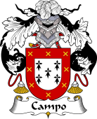 Portuguese Coat of Arms for Campo