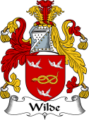 Irish Coat of Arms for Wilde