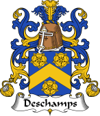 Coat of Arms from France for Champs (des)