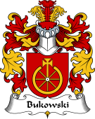 Polish Coat of Arms for Bukowski