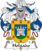 Spanish Coat of Arms for Holgado