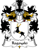 Polish Coat of Arms for Rogoyski (Rogojski )