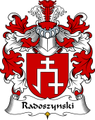 Polish Coat of Arms for Radoszynski