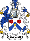 Irish Coat of Arms for MacClure